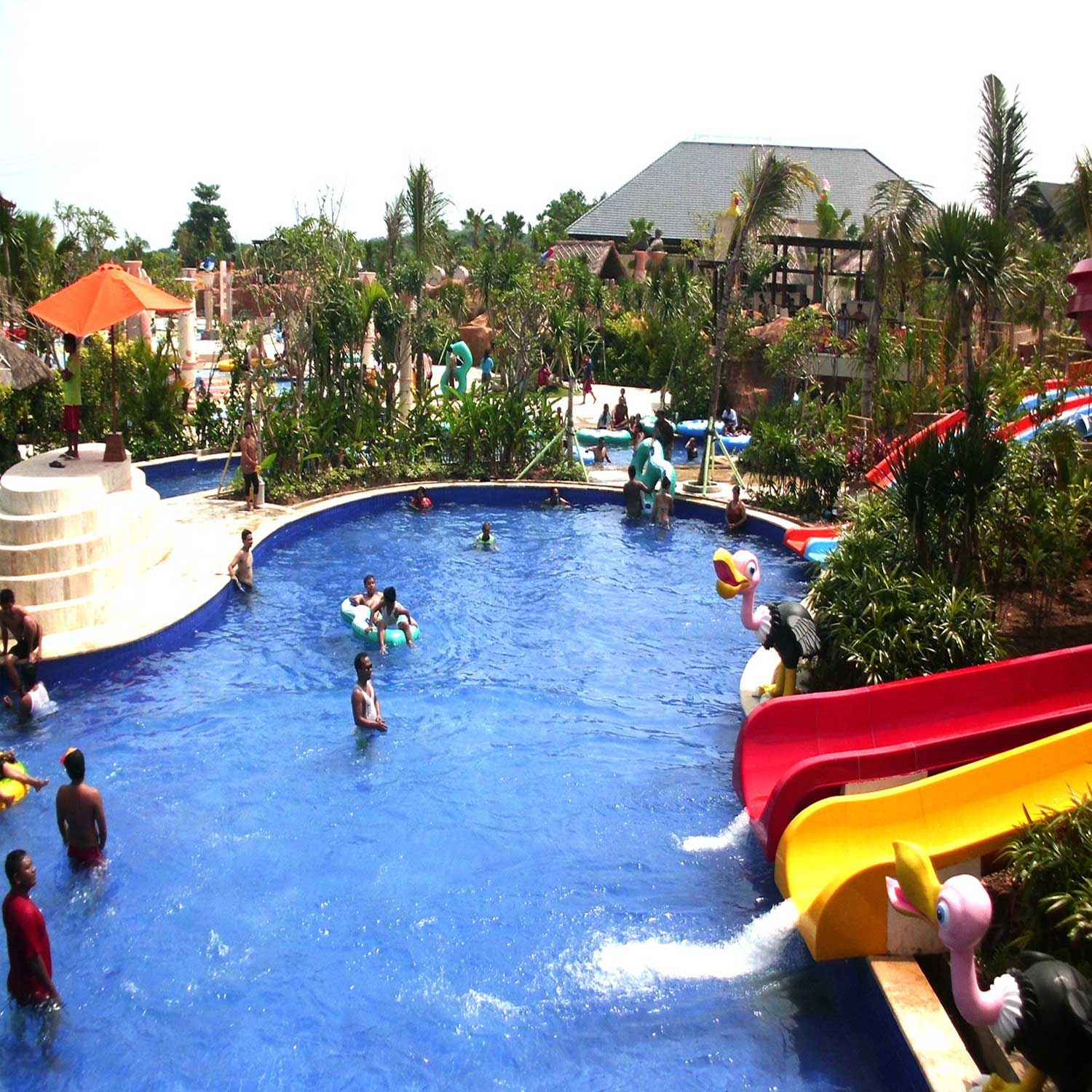 Dreamland Waterpark Home Voucher The Jungle Waterboom Weekday Our Gallery